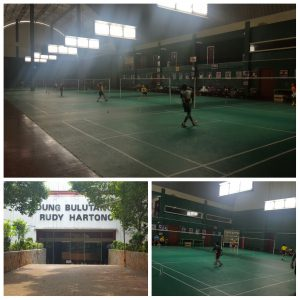 Klub Bulutangkis Jaya Raya