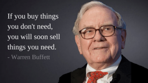 warren buffet