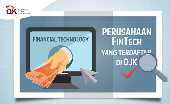 pinjaman online resmi, daftar fintech resmi, fintech legal